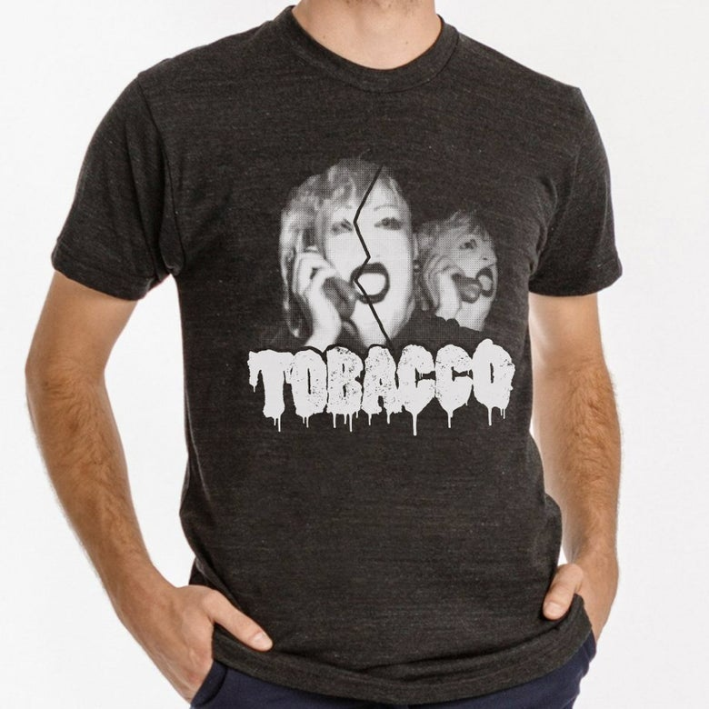 Image of 2019 TOBACCO Phone Ladies Tshirt