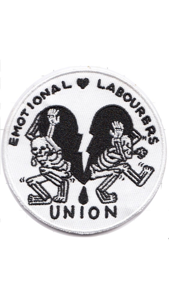 Image of Emotional Labour patch