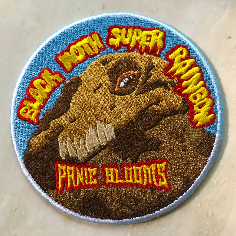 Image of Panic Blooms Patch