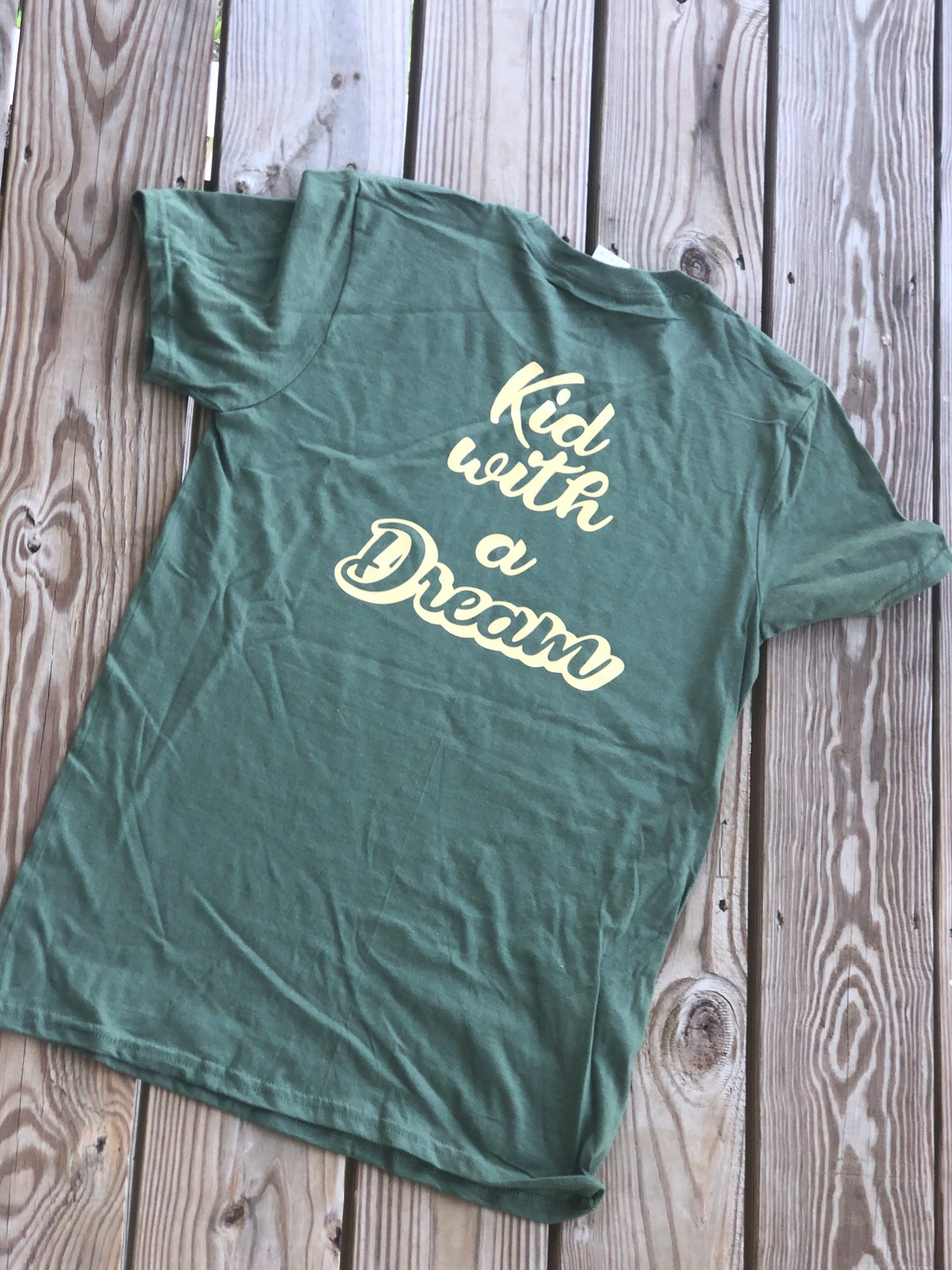 Image of Kid with a Dream