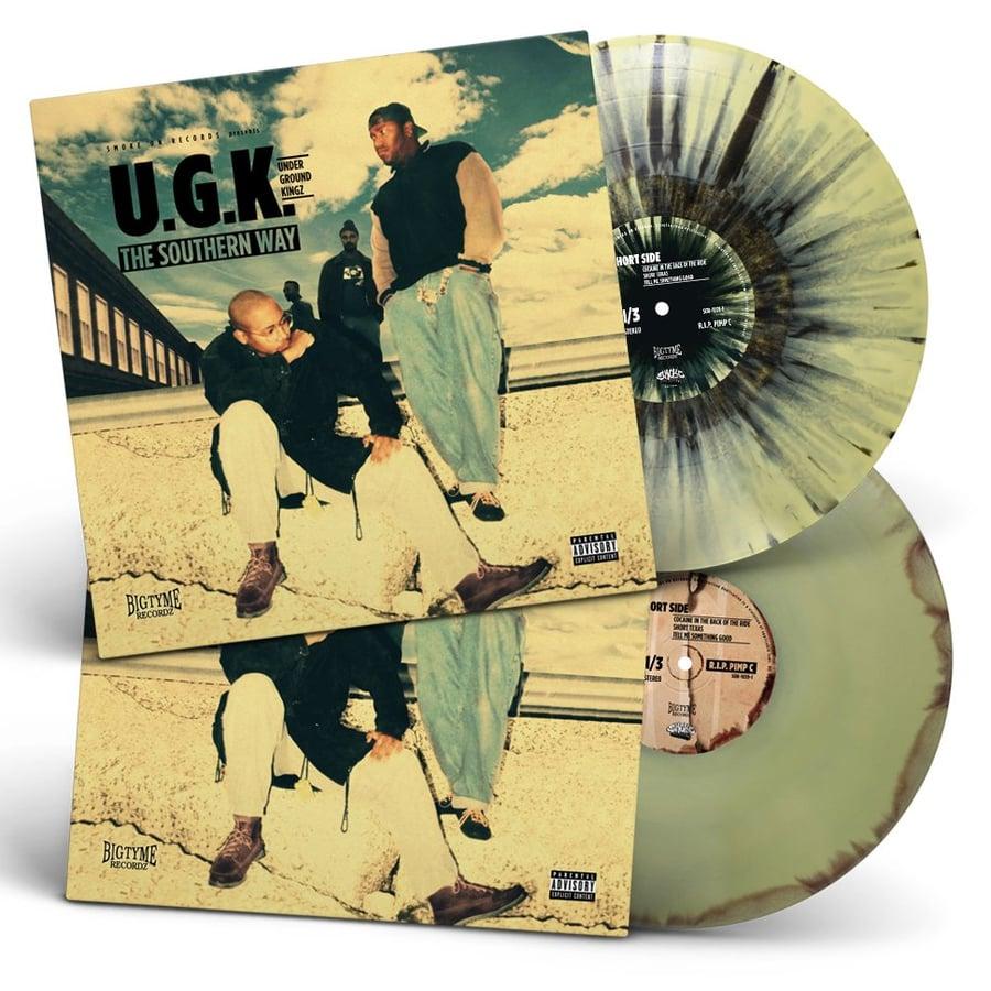 Image of U.G.K. Underground Kingz - The Southern Way Vinyl