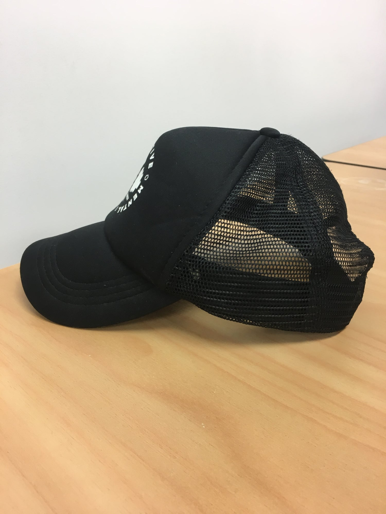 Image of PMA Fitwear Mesh Back Trucker Cap