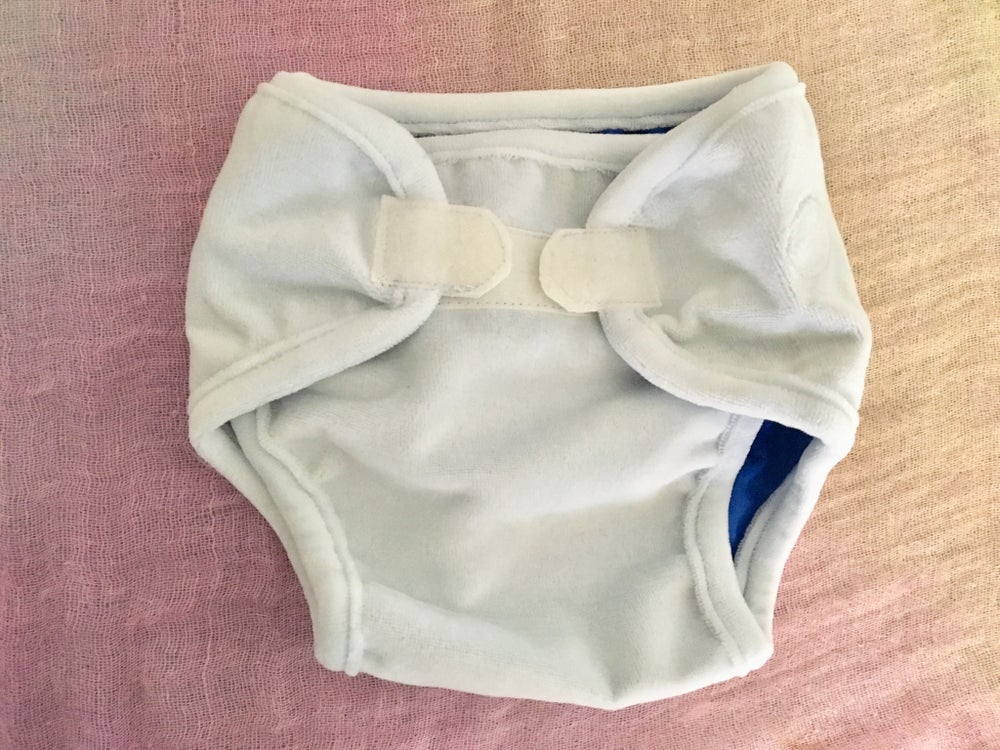 Image of Velcro Nappy Cover - small