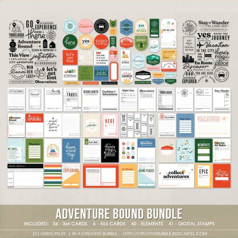 Image of Adventure Bound Bundle (Digital)