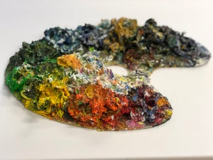 Image of Palette used  January - March 2019