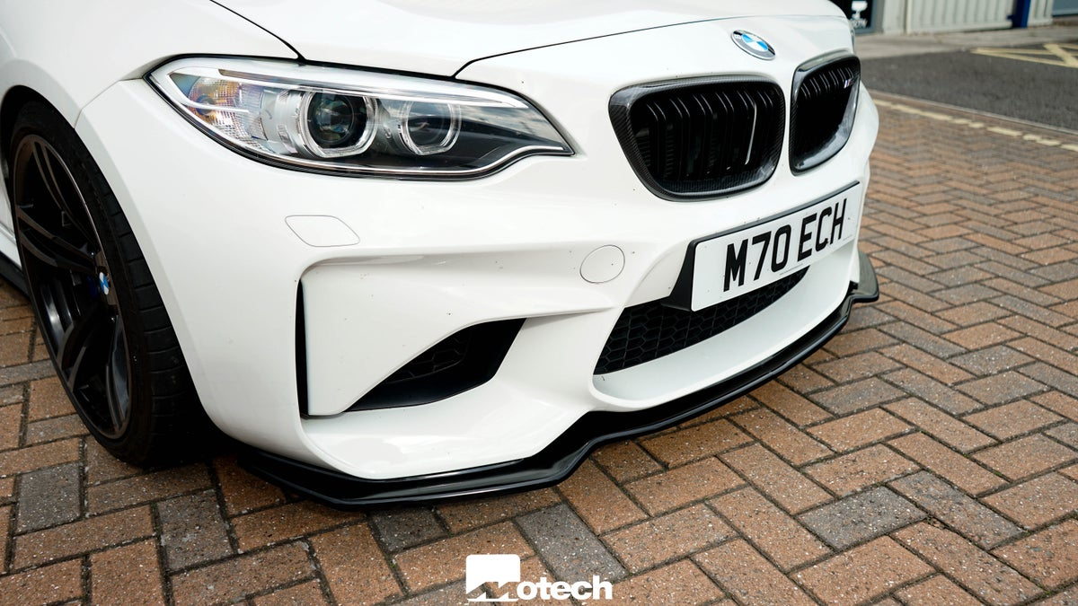 Image of BMW M2 Maxton Design Kit