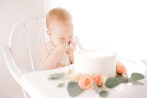 Image of Vintage style baby bib