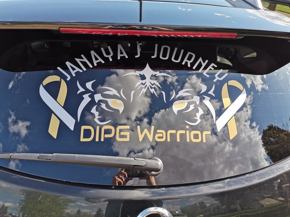 Image of Tiger Decal