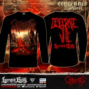 Image of CONDEMNED - Desecrate The Vile - Longsleeve