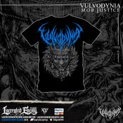 Image of VULVODYNIA - Voodoo Night King - Tshirt
