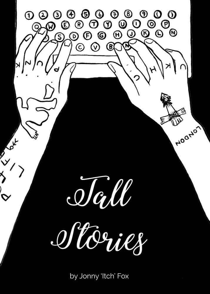 "Image of ""Tall Stories"" Book"