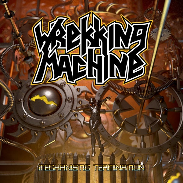 Image of WREKKING MACHINE - Mechanistic Termination (Deluxe Edition)