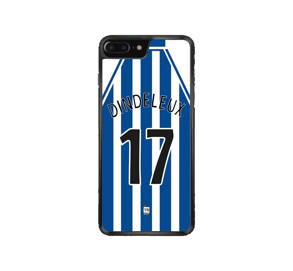 Image of Kilmarnock 2001/02 home shirt phone case