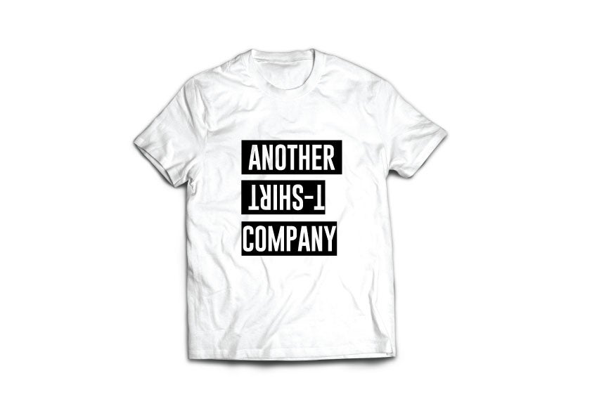 Image of Another T-Shirt Company White