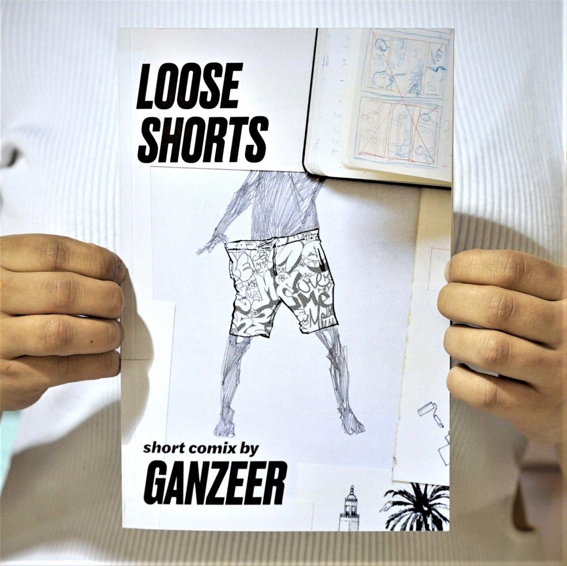 Image of Loose Shorts