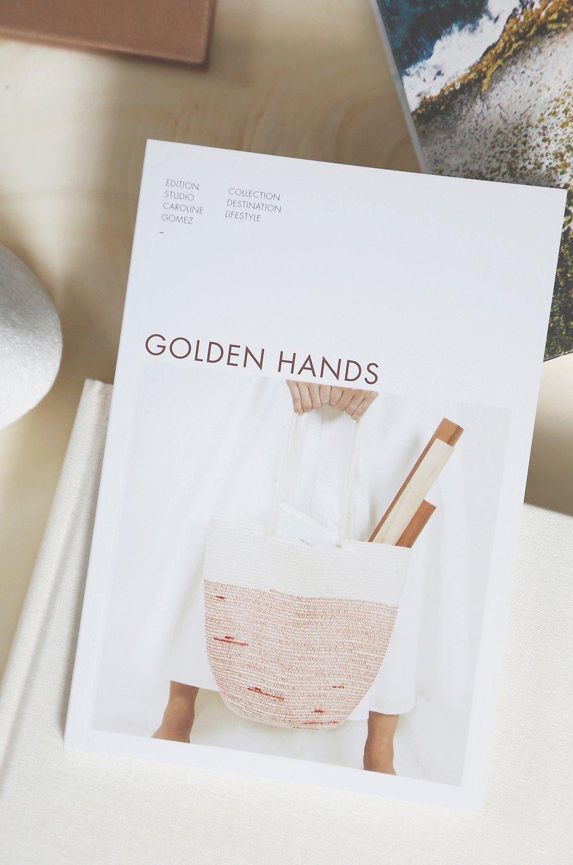Image of Golden Hands