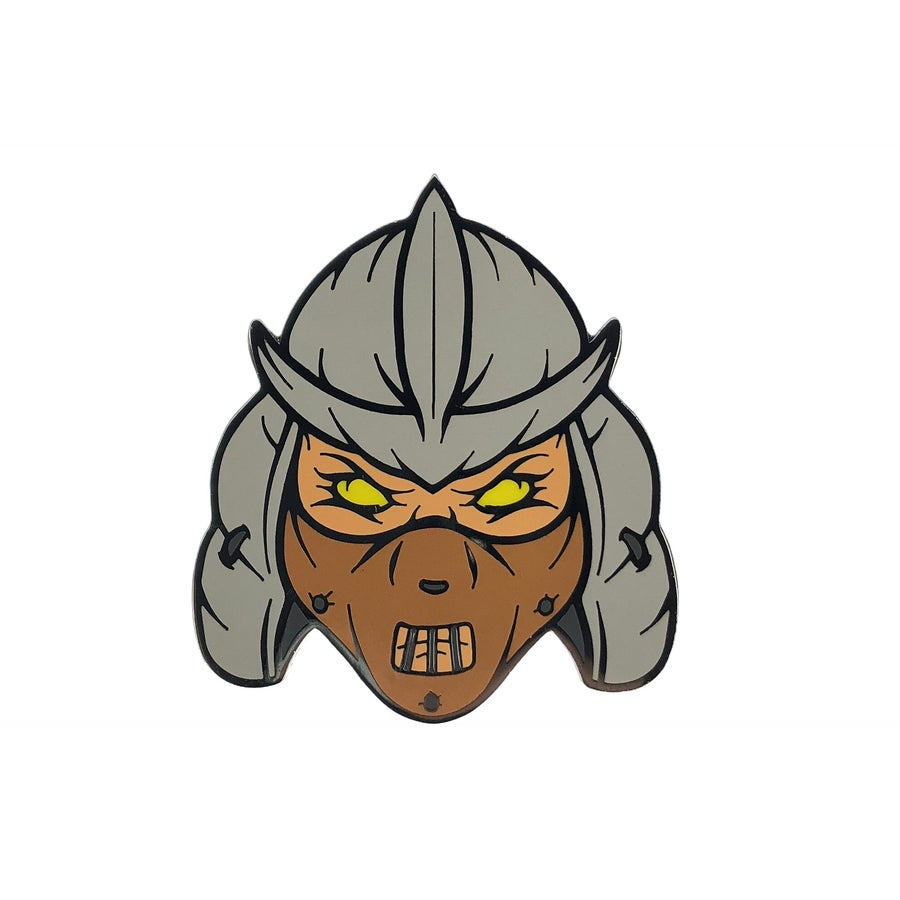 Image of Shredder Lecter pin