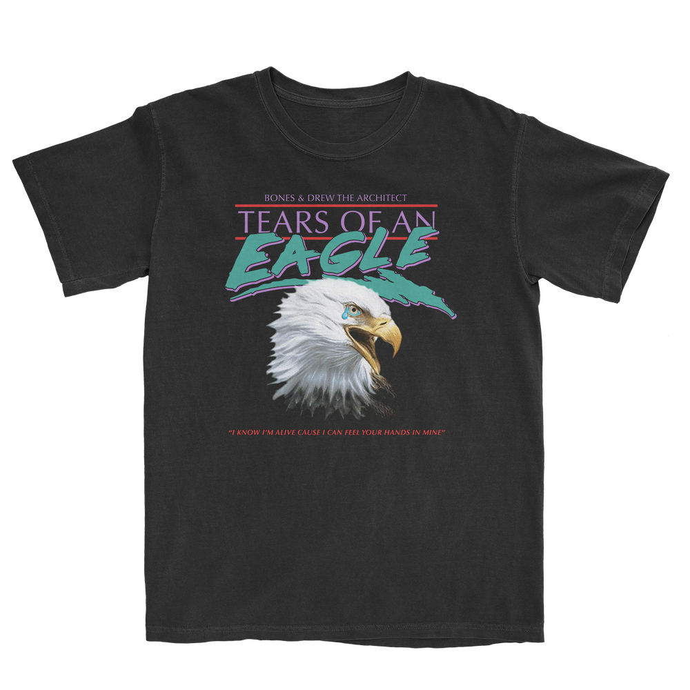 Image of TearsOfAnEagle washed pigment shirt