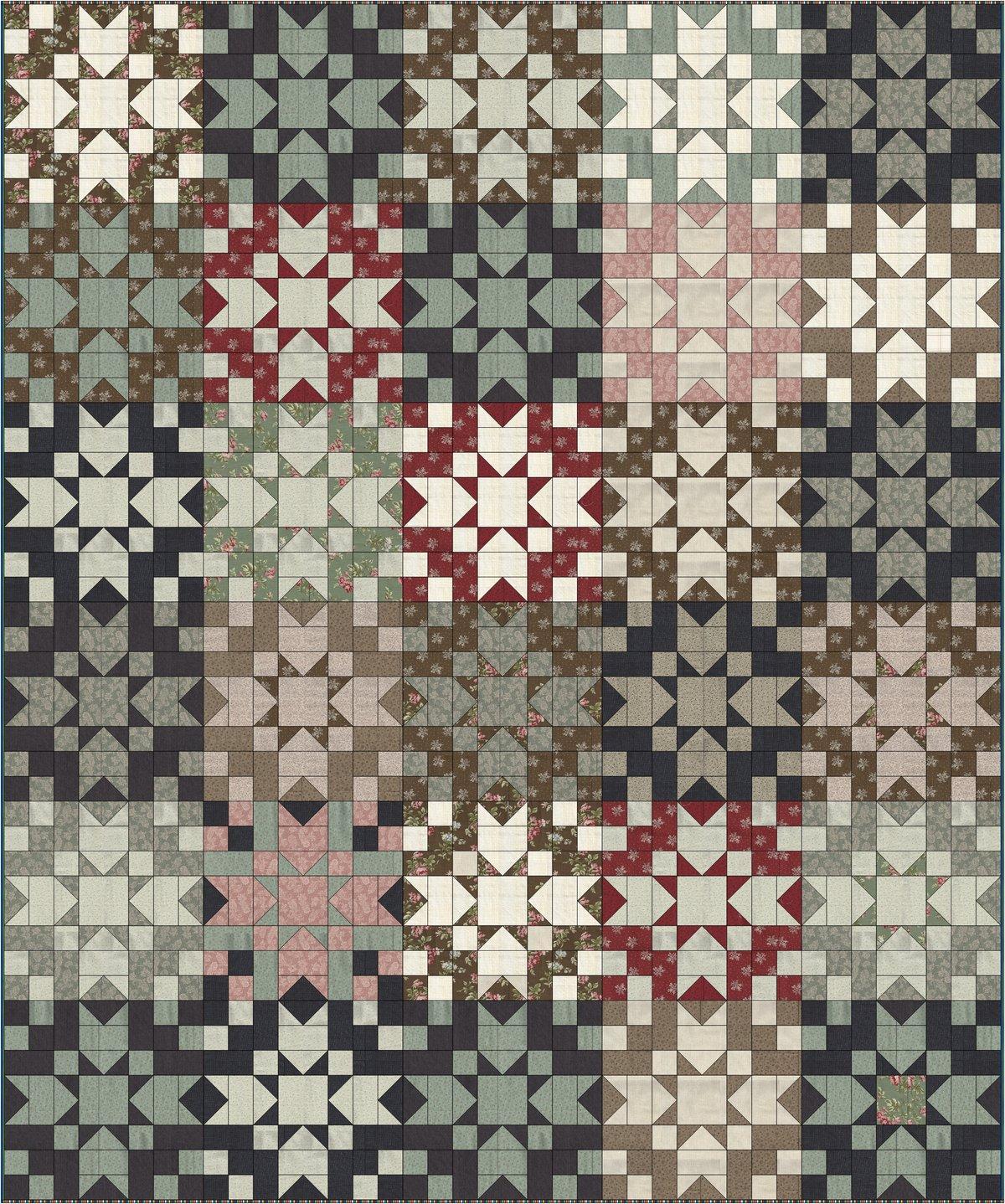Westchester Quilt Pattern