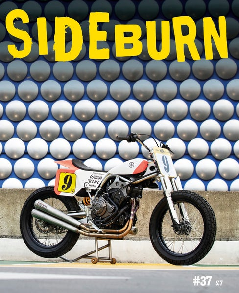 Image of Sideburn 37 - 20% off for January 2021