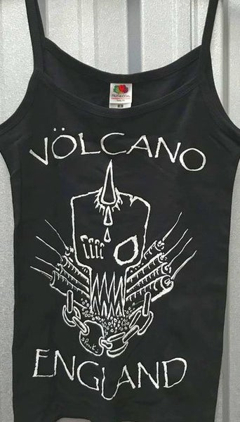 Image of VOLCANO ENGLAND - LADIES VEST
