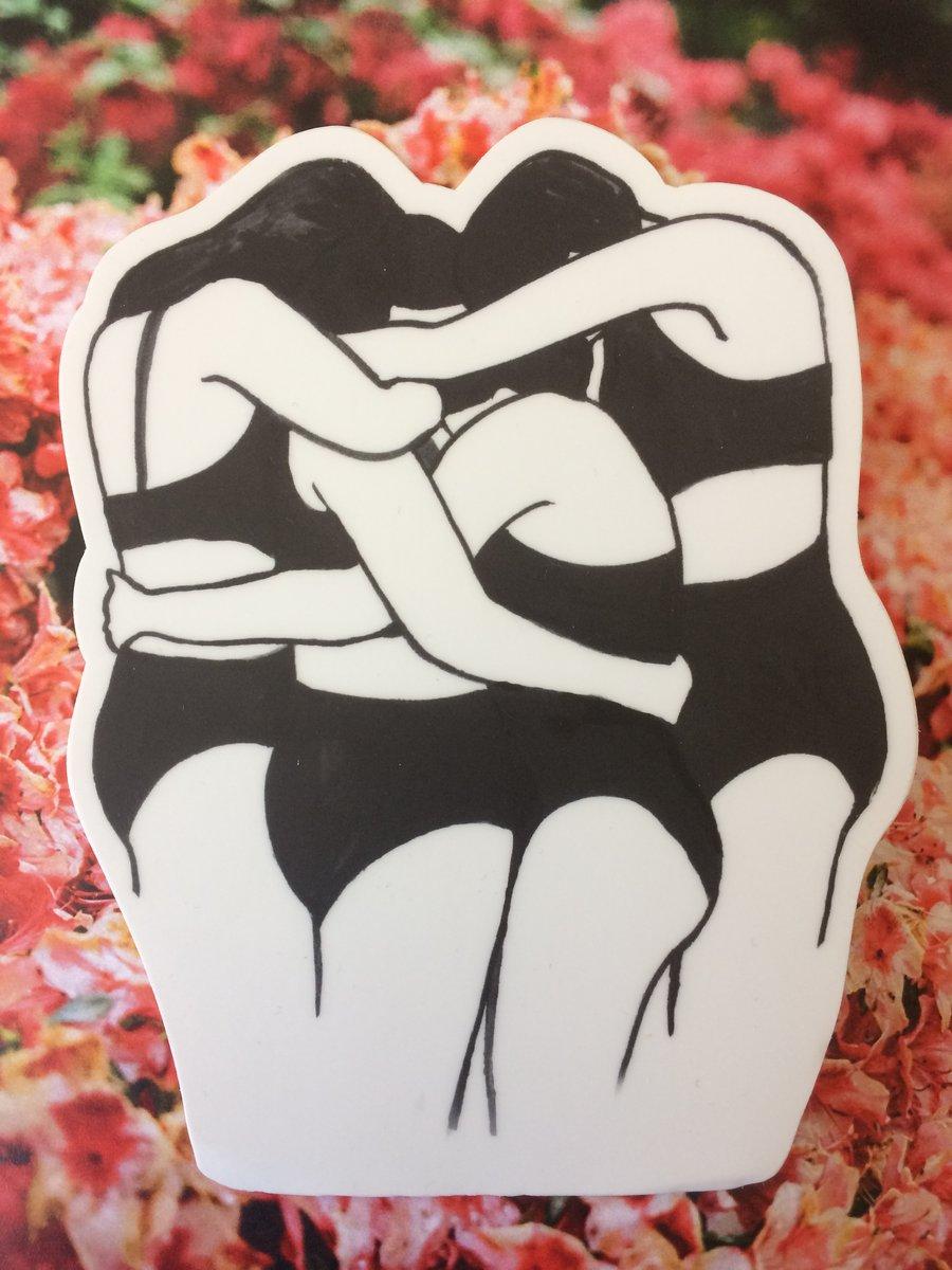 Image of Skin so Soft Sticker