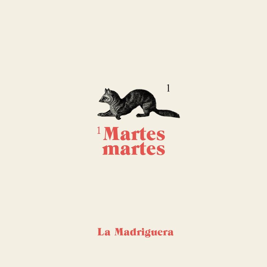 """Image of Nuevo álbum """"LA MADRIGUERA"""""""