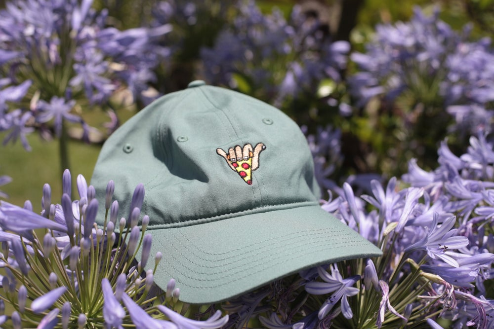 Image of Shaka slice 6 panel cap