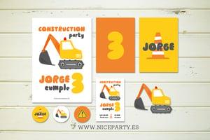 Image of Pack imprimible construcción