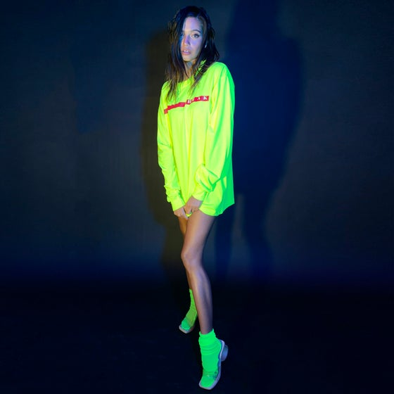 Image of Neon Freak Long sleeve