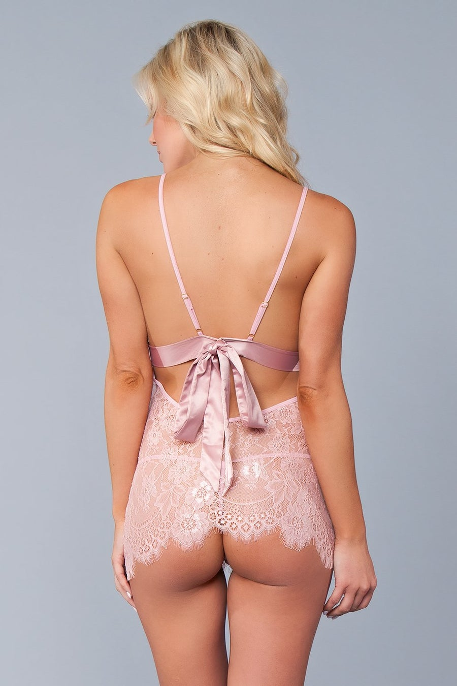 Image of Tie Me Down - Chemise