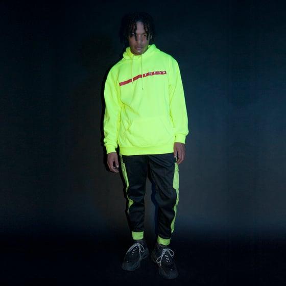 Image of Neon Freak Hoodie