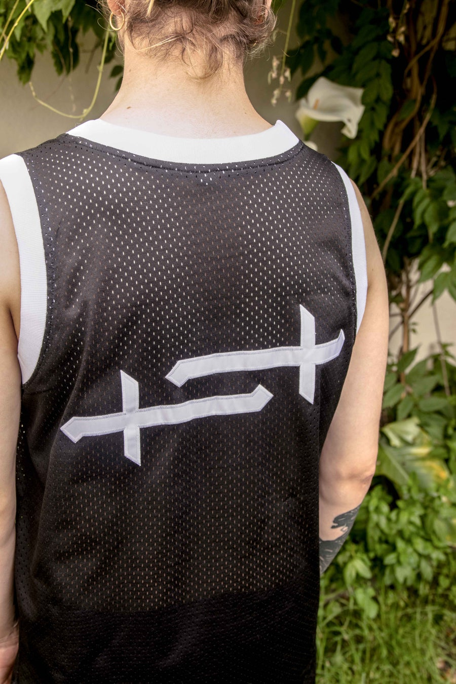Image of Ghos†Coas† Basketball Jersey