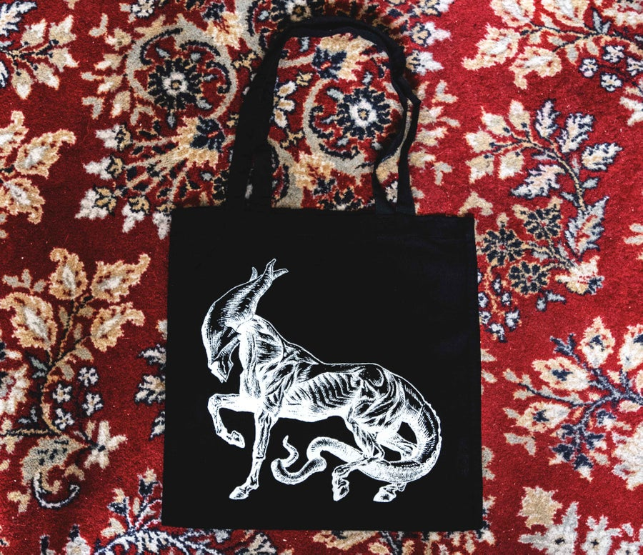 Image of Tote Bag CHEVALIEN