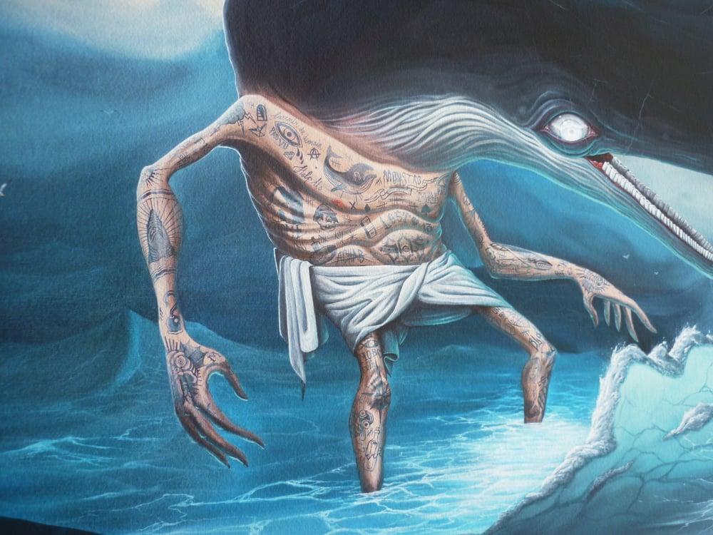 Image of Les deux pieds dans l'amer
