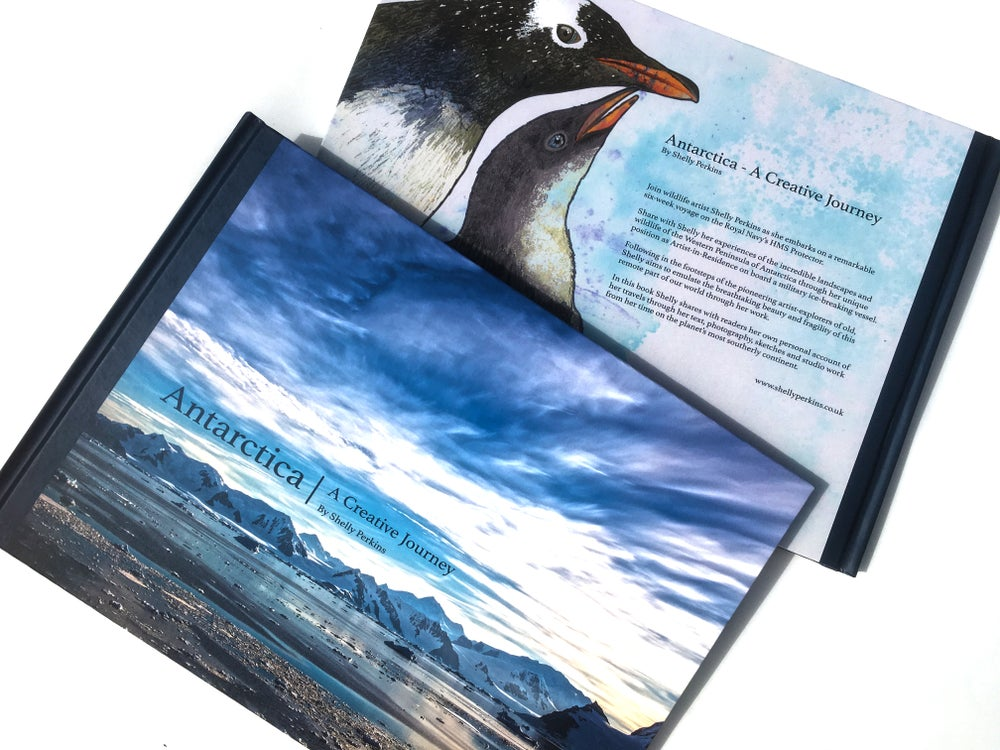 Image of Antarctica - A Creative Journey (Book)