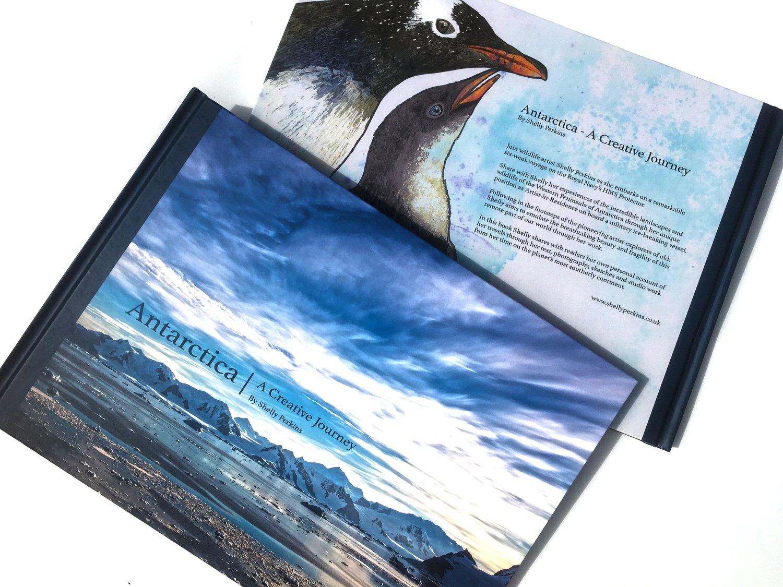 Image of Antarctica - A Creative Journey (Book)