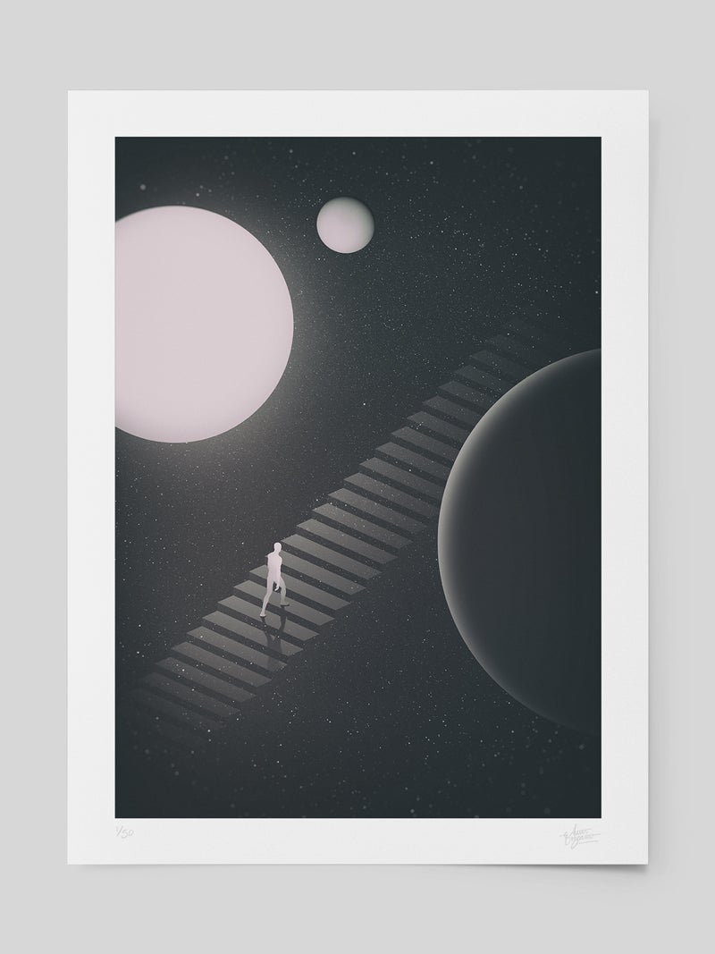 Image of The Observatory: Single print