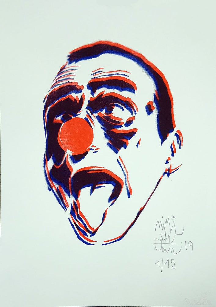 Image of Langue de clown