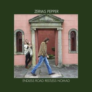 Image of 'Endless Road, Restless Nomad' Album on Gatefold CD