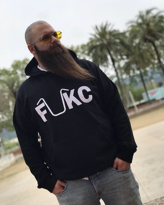 Image of FUKC/DICKIES HOODY