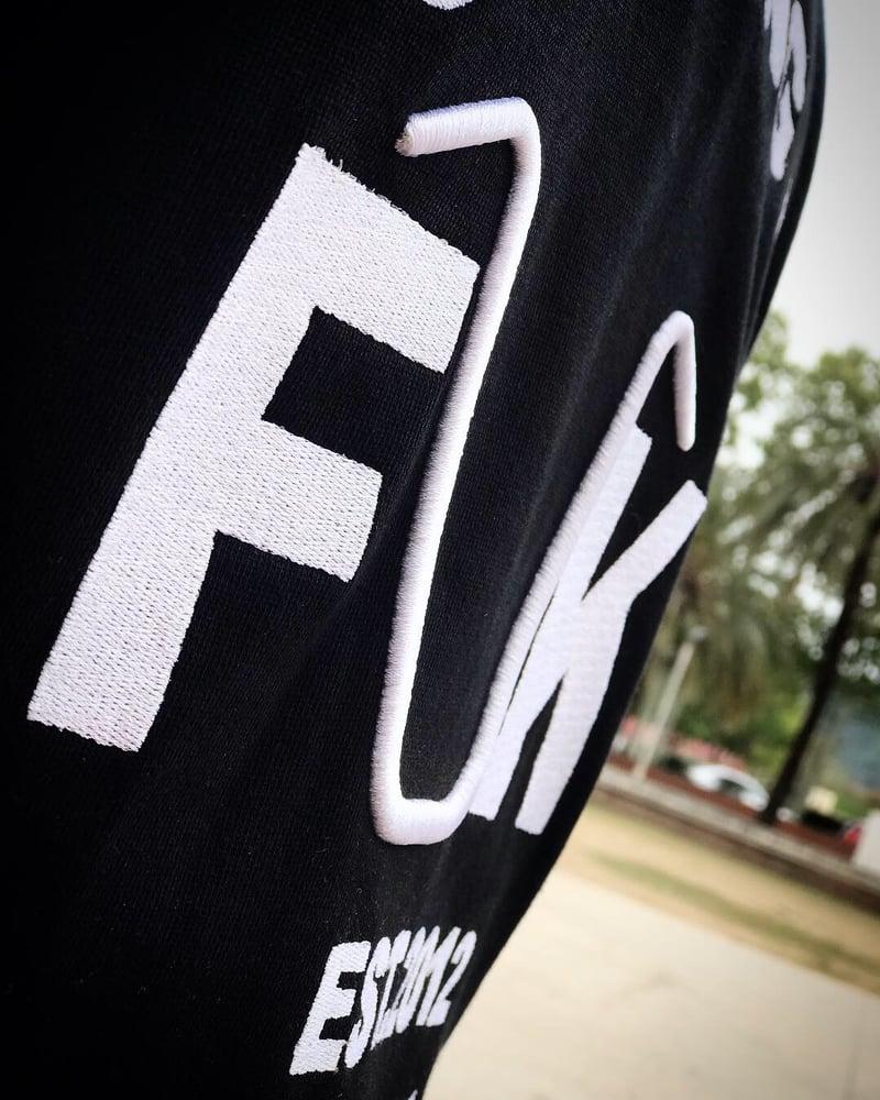 Image of FUKC/DICKIES HOODIE