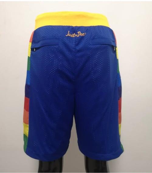 Image of Denver nuggets shorts