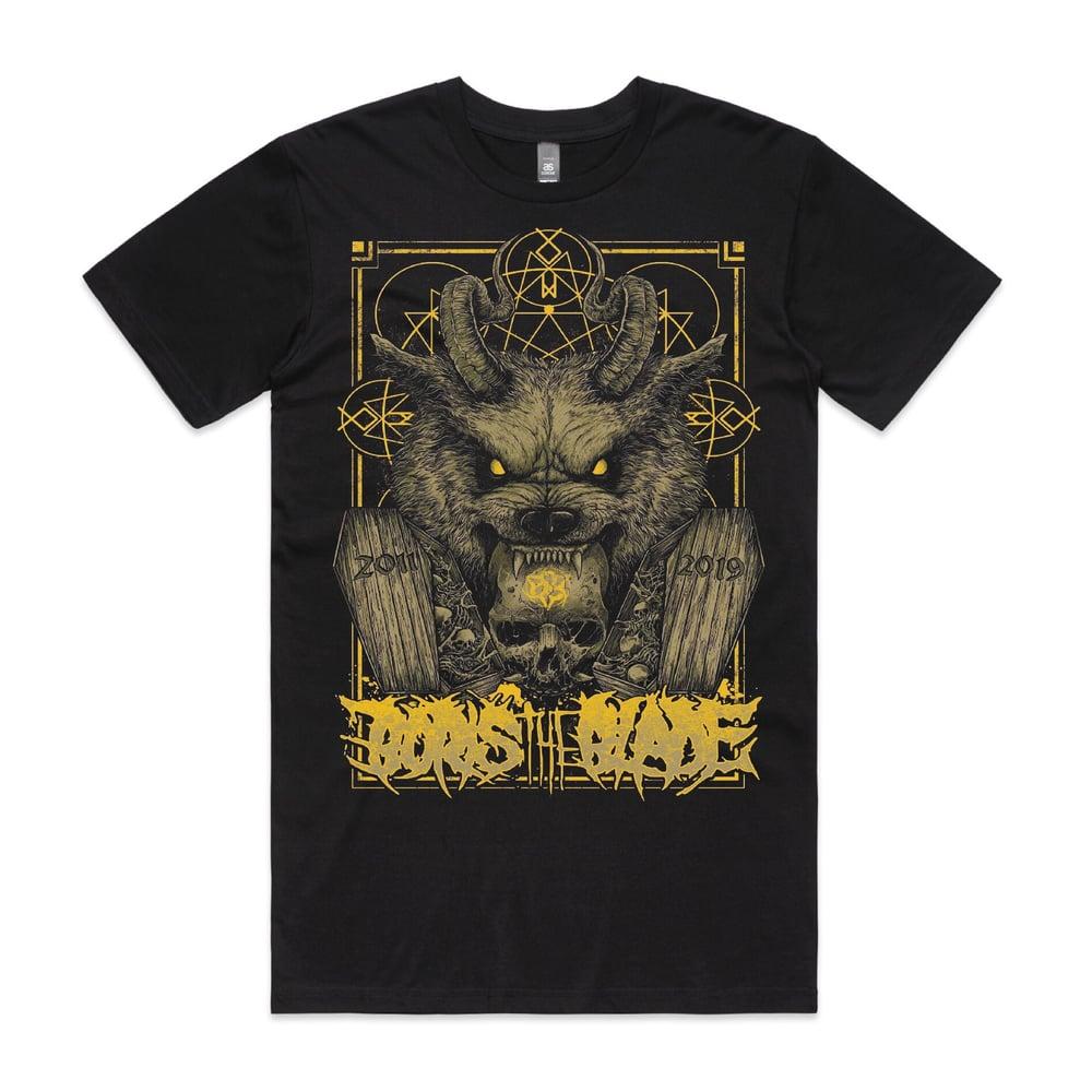 Image of Wolf Aus tour Tee