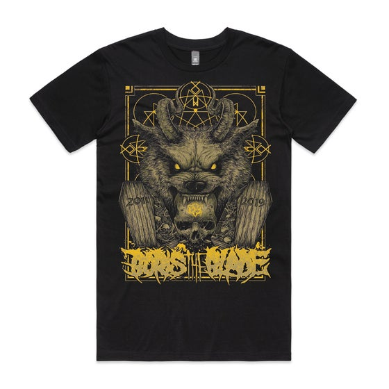 Image of Wolf Aus tour Tee