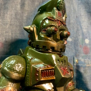 Image of Mirock toy painted by MaxFan(Big one sold)