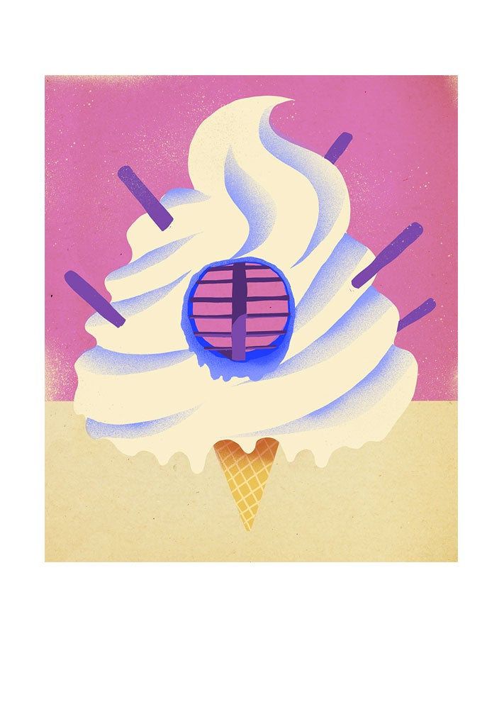 Image of Ice cream I