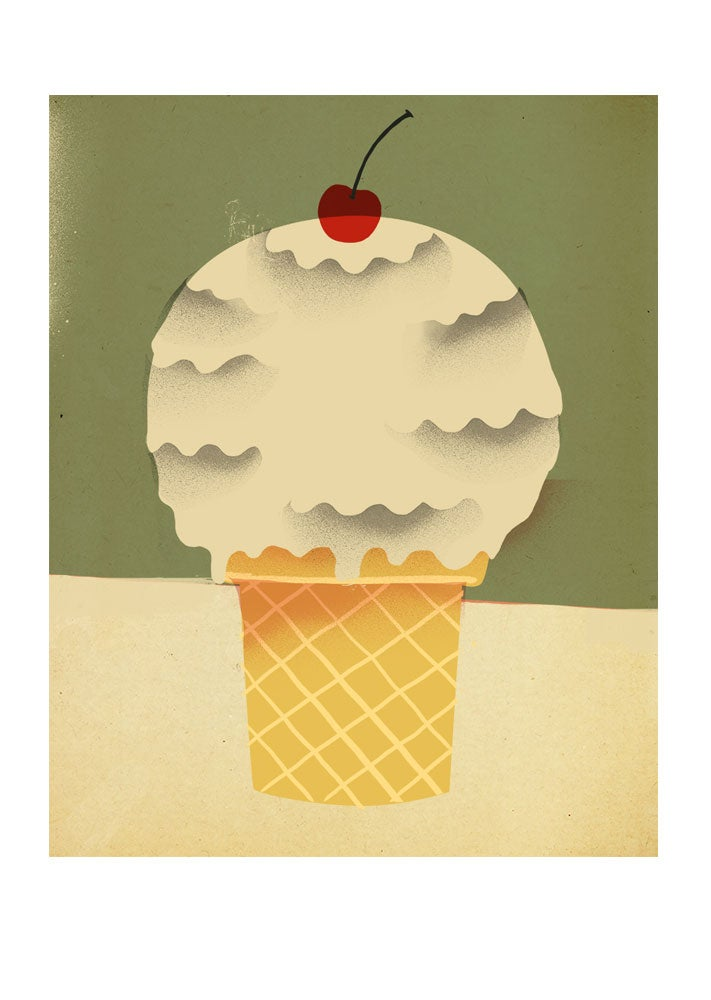Image of Ice cream IV