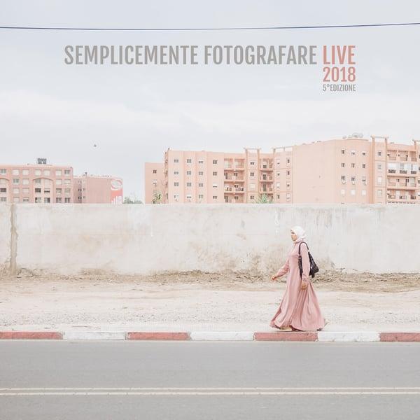 Image of Catalogo LIVE 2018
