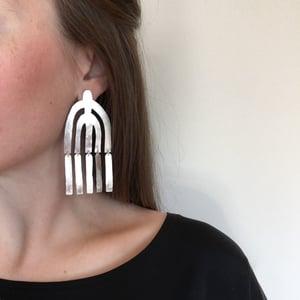 Image of tributary earring